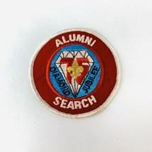 Vintage BSA Boy Scout Patch Mid America Council Diamond Jubilee Alumni Search - $19.00