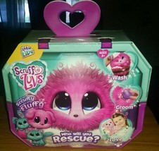 Scruff A Luvs Little Live Pets Season 1 Single Pink Surprise Pet Animal ... - $19.79
