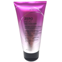 Joico Zero Heat Air Dry Styling Creme For Thick Hair 5.1 oz - $12.13