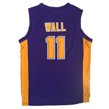 John Wall #11 Holy Rams High School Basketball Jerseys All Stitched - $33.00+