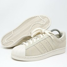 adidas Superstar RT Mono Perf Pack S79477 Chalk White Off size 8.5 Origi... - $69.29