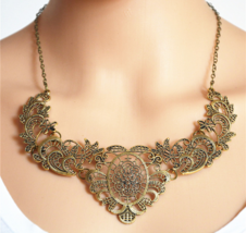Fashion Statement Necklaces & Pendants For Women Hollow Clavicle - $9.99