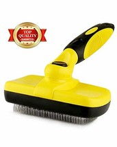Professional Self Cleaning Slicker Brush for Pets Dogs, Cats, Others, Ru... - $25.98