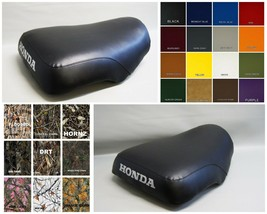 HONDA ATC200E Seat Cover 1982 1983 BIG RED Electric Start  in 25 COLORS     (ST) - $37.95