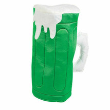 Tall Green Beer Mug Top Hat -15in Tall - One Size fits all -  St. Patric... - €8,84 EUR