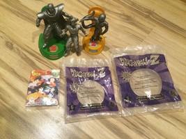 Dragon ball Z Goku Frieza Piccolo Burger king action figures Toys Anime ... - ₹1,438.80 INR