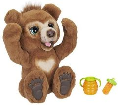 FurReal Cubby, The Curious Bear Interactive Plush Toy, Ages 4 and Up - $88.90