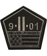 SpaceAuto Never Forget September 11 Attacks Pentagon 9/11 Nation Tactica... - $10.36