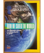 National Geographic Magazine (April 2020) Earth Day - $7.25 CAD