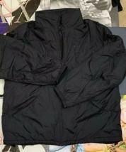 GAP BLACK WIND JACKET GREAT QUALITY BEST PRICE SIZE XL - $47.98