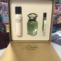 Dolce by Dolce & Gabbana 3PCs Women Set, 2.5 + 0.25 + 3.3oz perfumed body lotion image 5