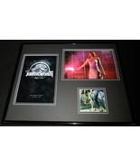 Bryce Dallas Howard Signed Framed 16x20 Jurassic World Photo Poster Set ... - $65.09