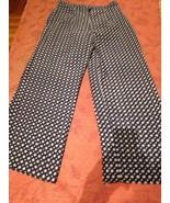 Nemesis Hand Made Wide Leg Palazzo  Pants 1940's Vintage  Style - $64.35