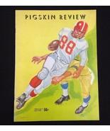 Vintage 1957 USC Trojans VS University Of Oregon Ducks Pigskin Review Pr... - $18.55