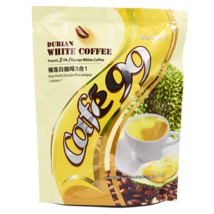 Horseman 99 Cafe 3-In-1 Durian White Coffee 10 Sticks x 35g ( Pack of 12 ) - $143.54