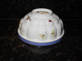 Wedgwood Sarah's garden jello mold - $28.66