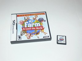 My Farm Around the World (Nintendo DS, 2009) DS tb - $11.00