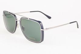 Tom Ford LIONEL 750 01N Shiny Black / Green Sunglasses TF750-01N 60mm - $204.82