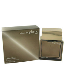 Euphoria Intense by Calvin Klein 3.4 oz EDT Spray for Men - $38.86