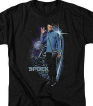 Star Trek Spock T-shirt Retro TV series Original graphic tee CBS907 image 3