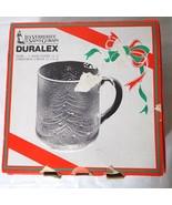 Set of 4 Les Verreries De Saint Gobain Duralex Christmas Mugs Cup Temper... - $19.79