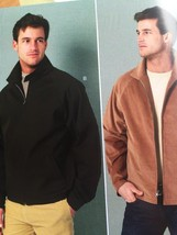 Kwik Sew Sewing Pattern 4017 Mens Jackets Size S-XXL New - $16.85