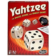 Hasbro Yahtzee Game - $10.57