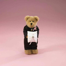 "Boyds Bears ""Ringo Bearsworth"" 6"" Plush Ringsman Bear- Style #4015450- 2009 -NEW - $39.99"