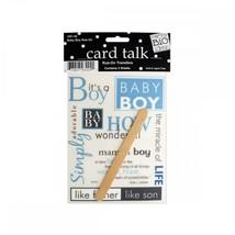 Baby Boy Rub-on Transfers CG079 - $42.60