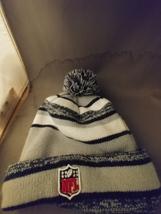 Dallas Cowboys NFL New Era Biggie Pom Skull Winter Cuff Beanie Knit Cap Hat  - £6.42 GBP