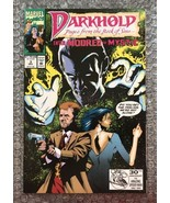 Darkhold #3 - 1992 Marvel Modern Age Comic Book - HIGH GRADE - $3.92