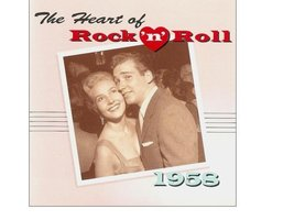 The Heart of Rock 'N' Roll 1958 - Audio CD - $8.00