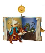 Disney Store Sketchbook Legacy Chip 'n Dale Limited Edition Ornament - New - $24.95