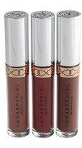 Anastasia Beverly Hills Liquid Lipstick 3-Pc Set - Dazed, Bittersweet, H... - $23.99