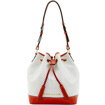 NWT Dooney & Bourke Cordova Leather Tassel Draw... - $198.00