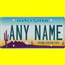 1/43-1/5 scale custom license plates any brand RC/model car - Arizona de... - $11.00