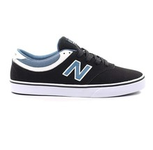 New Balance 254 Numeric Black/Blue NM254BNT Men's Shoe Size 8.5 - $74.95