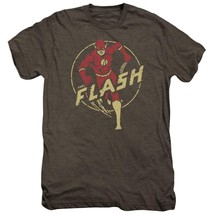 Dc - Flash Comics Adult Premium Tee - $23.40+