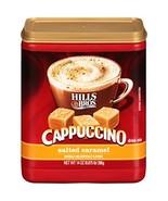 Hills Bros. Instant Cappuccino Mix, Salted Caramel Cappuccino Mix – Easy... - $6.22