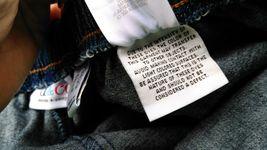 Denim & Company Elastic Waist Jeans Size LT Dark Blue image 6