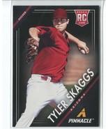TYLER SKAGGS RC 2013 Pinnacle #164 Arizona Diamondbacks Baseball Sports ... - $1.59
