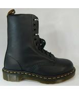 Dr. Martens 1490 Size US 8 M EU 39 Women's 10-Eye Soft Toe Combat Leather Boots - $158.39