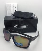 Polarizados Gafas de Sol Oakley Mainlink Oo9264-20 Marco Acero con / Pri... - $200.09