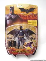 Batman Begins 2005 Batman Bomb Blast Action Figure by Mattel NIB - $25.98