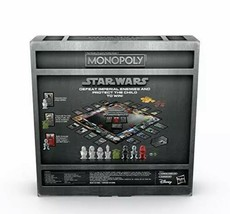 Hasbro Monopoly Star Wars Mandalorian Edition Protect The Child Yoda New 2020 - $44.50