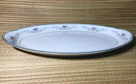 "Vintage Harmony House China DUCHESS 3535 • 16"" Large Oval Serving Platter - $34.60"
