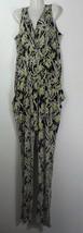 Michael Kors Women's Jumper Sleeveless Jumpsuit With Belt 2X 22 24 New N... - $56.09