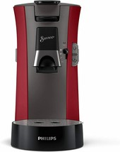 Philips Csa240/91 Coffee Maker Electric On Capsules Senseo Select - Red Hot - $409.95