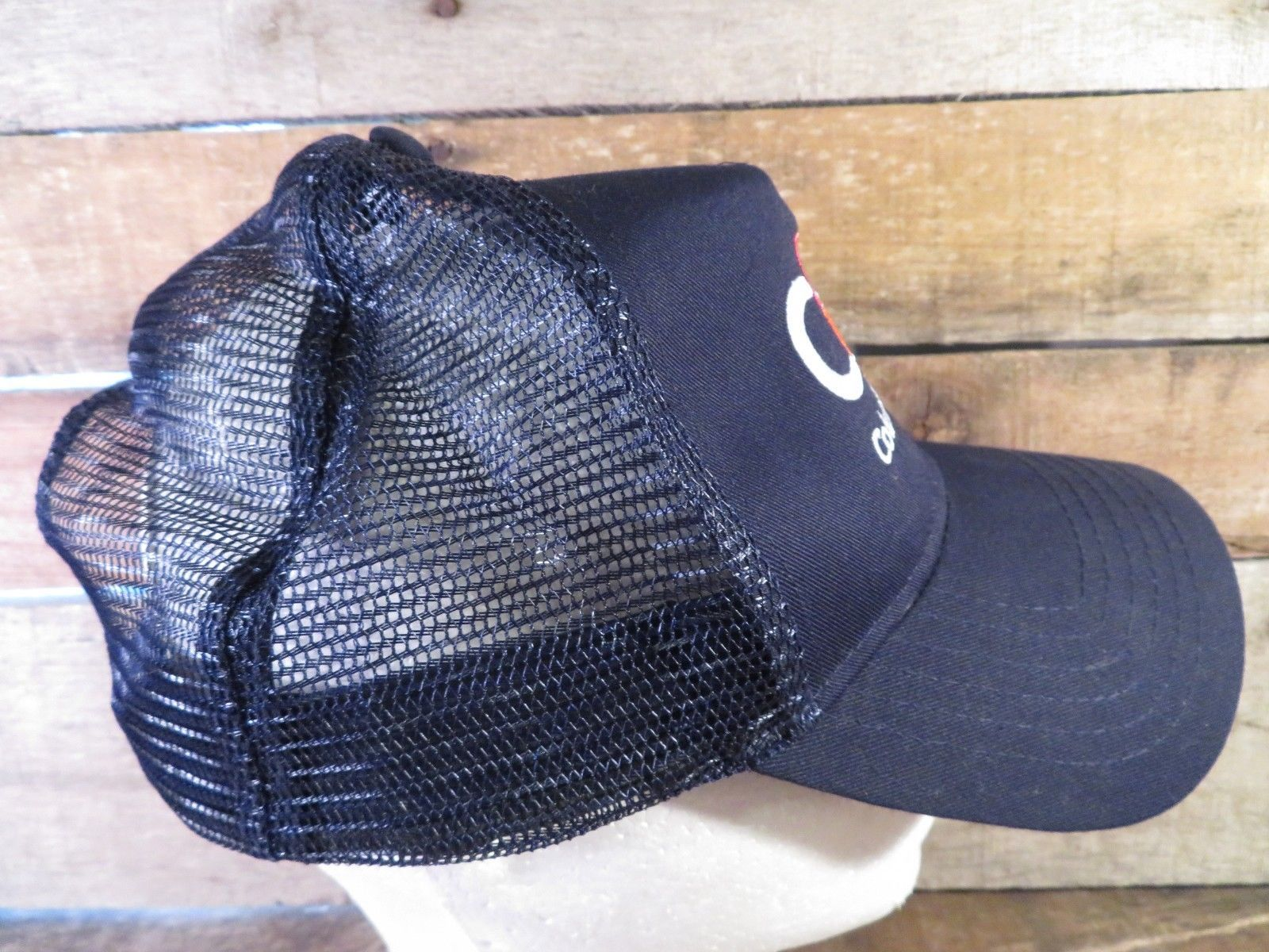 COU Columbia Regional Airport Trucker Snapback Adjustable Adult Cap Hat