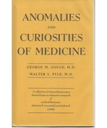 Anomalies and Curiosities of Medicine [Hardcover] George M. Gould and Wa... - $29.40